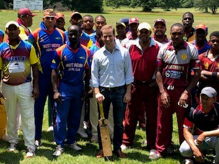Mayor Promotes Annual T10 Cricket in Hartford